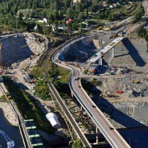 Vattenkraftverk, Bergeforsen
